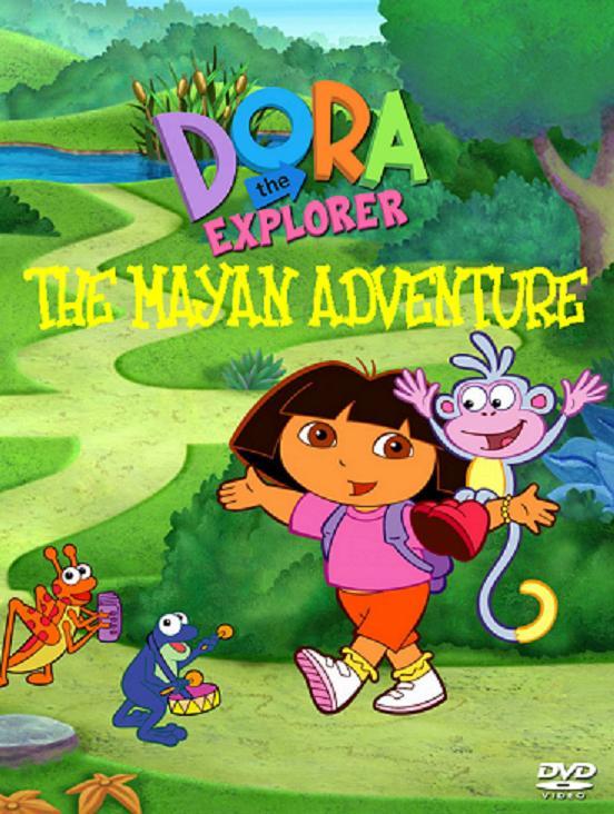 Dora The Mayan Adventures